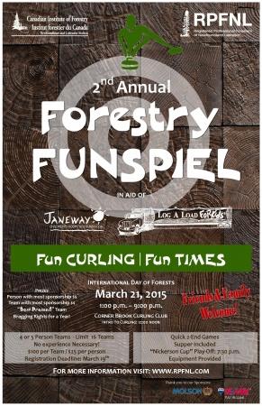 Forestry Funspiel 2015