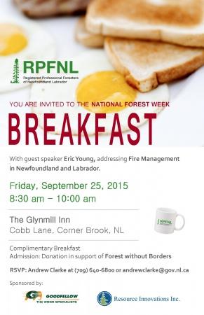 NFW Breakfast